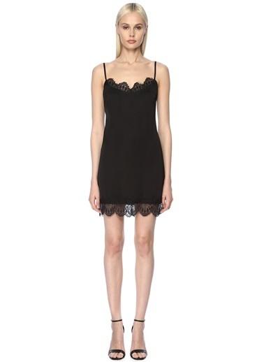 NetWork Kadın 1068560 DM x NetWork Mini Elbise Siyah